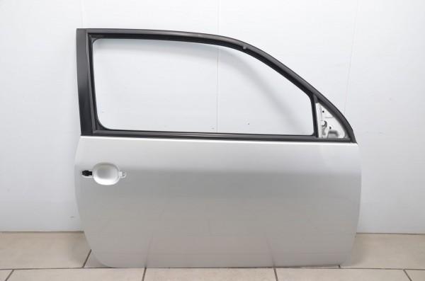 Tür Autotür rechts Beifahrertür 3L TDI GTI FSI VW Lupo 6X 3L Silber LR7X