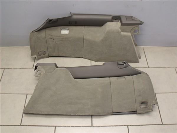 Kofferraumverkleidungen Verkleidung Set Audi A6 S6 RS6 Avant 4B Grau