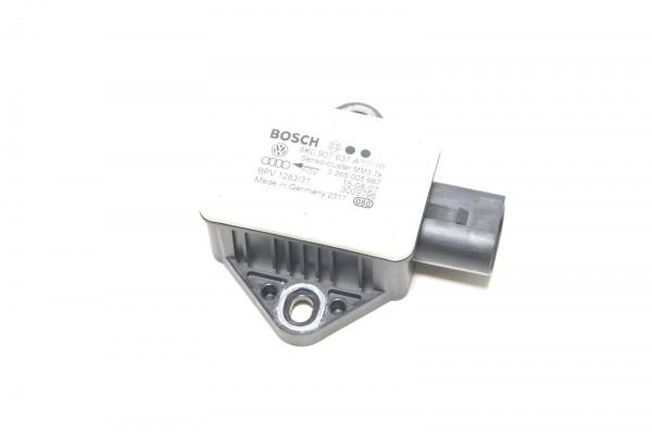 Duosensor Drehratensensor Sensor ESP Audi A4 8K A5 8T 8F Q5 8R 8R0907637B
