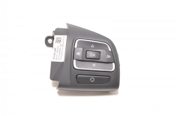 Schalter Multifunktionslenkrad Lenkradtasten rechts Seat Altea Leon 1P0959538C