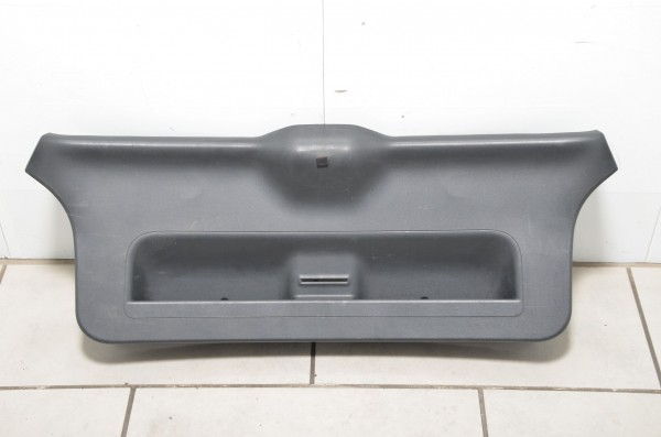 Heckklappenverkleidung Heckklappe Audi A3 S3 Coupe 8P soul schwarz 8P3867979A