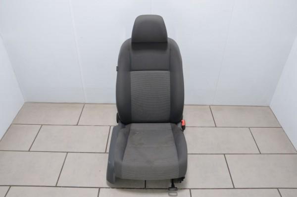 VW Golf 5 Variant Jetta 1K Trendline 06-09 Beifahrersitz Stoff anthrazit HQ
