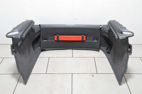Kofferraumverkleidungen Set Verkleidung Kofferraum VW Scirocco 13 schwarz