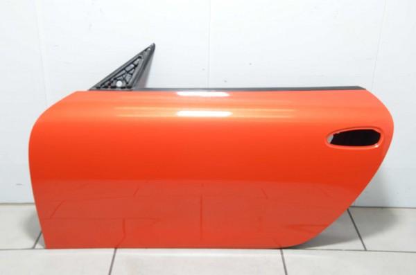 Tür Fahrertür links Porsche 911 996 GT3 Boxster 986 orange L1A8 99653101102
