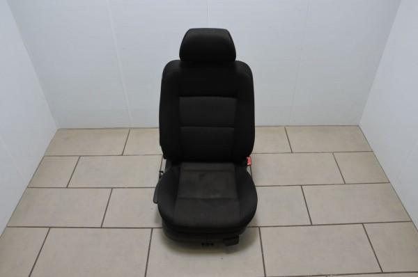 VW Passat 3BG Basis 01-04 Beifahrersitz Stoff schwarz FP