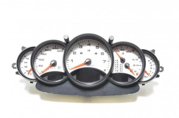 Tacho Kombiinstrument Tachometer Tiptronic Allrad Porsche 911 996 4 99664198249
