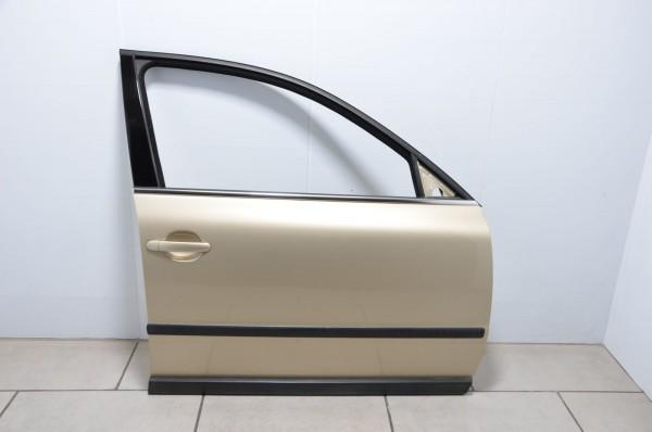 Tür Beifahrertür Autotür vorne rechts VW Passat 3BG Variant Limousine beige LA1W