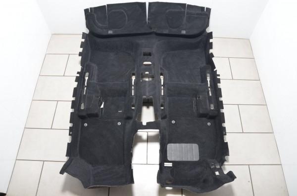 Innenraumteppich Autoteppich Bodenbelag VW Scirocco 13 schwarz 1K8863367A