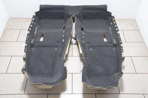 Audi A4 S4 RS4 Cabrio 8H Innenraumteppich Teppich Bodenbelag schwarz 8H1863021
