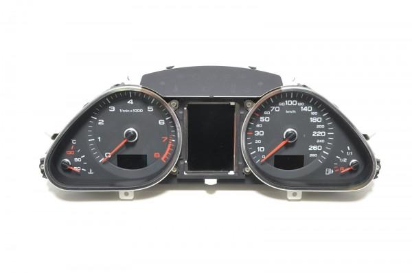 Tacho Kombiinstrument Tachometer FIS einfarbig Audi A6 4F Benziner 4F0920901M