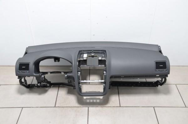 Armaturenbrett Cockpit Schalttafel Dashbord VW Golf 5 1K Titanschwarz 1K1857003