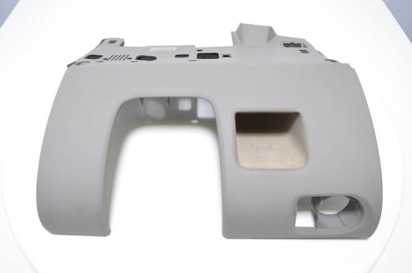 Audi A3 8P 04-08 Verkleidung Ablagefach links Platin-hell grau 8P1863075A
