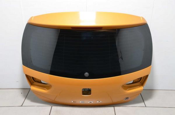 Heckklappe Kofferraumklappe Heckdeckel Klappe Seat Leon 1P Facelift Tribu LS1W