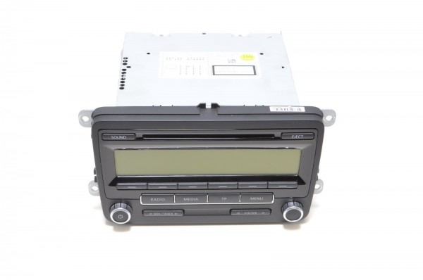 Radio RCD 310 CD MP3 Autoradio VW Caddy 2K Golf 6 Passat 3C Touran 1K0035186AA