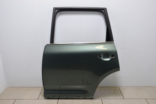 VW Touareg 7L 02-10 Tür hinten links grün LD6X