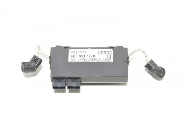 Bewegungsmelder Innenraumüberwachung Alarmanlage links Audi A8 S8 D2 4D0951177B