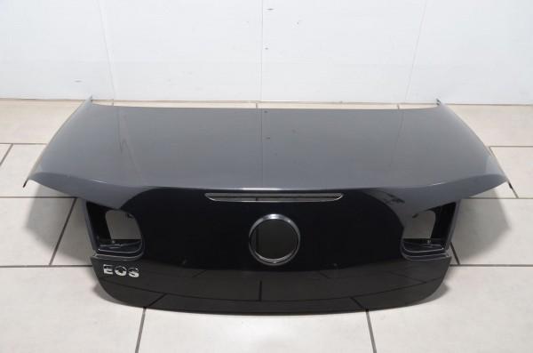 Heckklappe Heckdeckel Kofferraum Klappe VW Eos 1F schwarz LC9X 1Q0827025E
