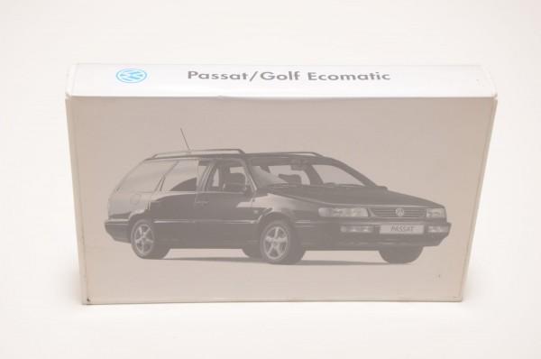 Video: VW Passat/Golf Ecomatic September 1993