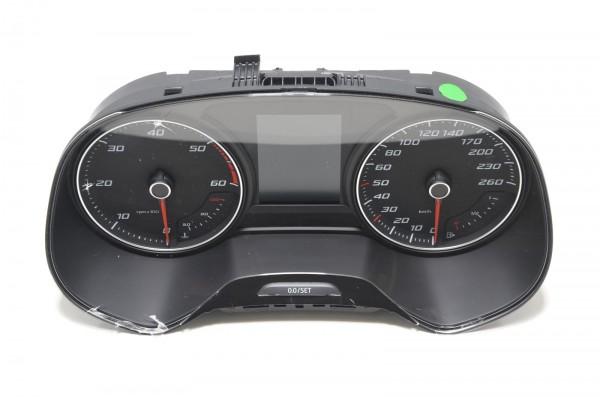 Seat Leon 5F Diesel Tacho Kombiinstrument Tachometer MFA farb LCD 5F0920872A