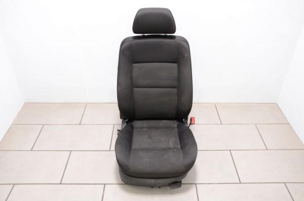 VW Passat 3BG Basis 01-04 Beifahrersitz Stoff Schwarz FP Sitzheizung