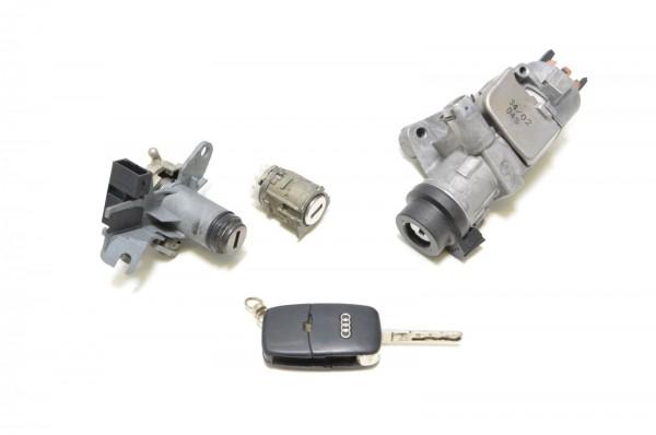 Schlosssatz Zündschloss Automatik FFB Audi A4 S4 8E 8H 4B0905851F