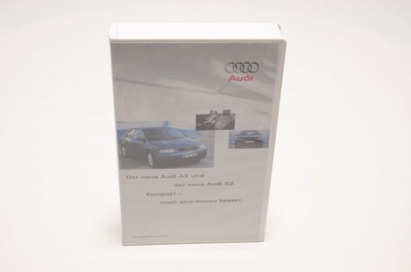 Video: Der neue Audi A3 und der neue Audi S3