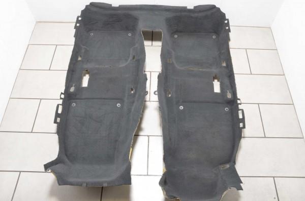 Innenraumteppich Teppich Bodenbelag Audi A6 4F A6 Allroad 4F schwarz 4F1863021