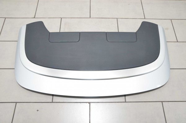 Verdeckkastenabdeckung Abdeckung Audi A4 S4 RS4 Cabrio 8H B6 B7 silber LY7W
