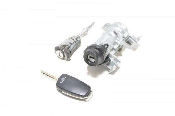Schlosssatz Zündschloss Funkfernbedienung Schlüssel Audi TT 8J 1K0905851B