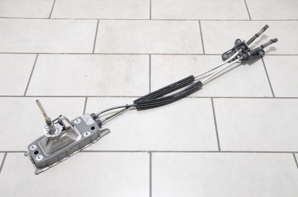 Schaltgestänge Schaltung Schaltkulisse Audi A3 8P 1.8 TSI 160PS CDAA 1K0711049BG