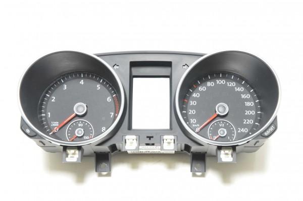 Kombiinstrument Benziner Tacho Tachometer Display VW Golf 6 5K 5K0920860H