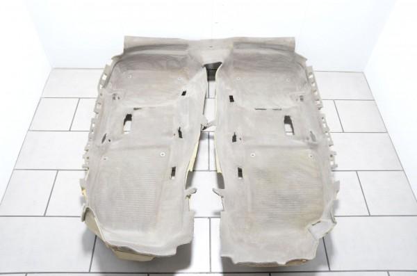 Innenraumteppich Teppich Bodenbelag Audi A4 S4 RS4 Cabrio 8H Platin 8H1863021