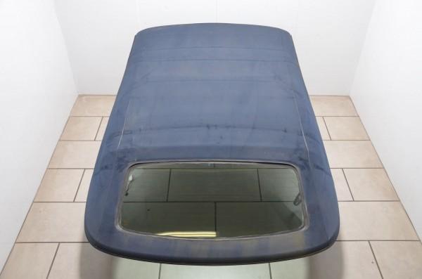 Verdeck Stoff original Cabrioverdeck Dach Audi A4 S4 Cabrio 8H B6 B7 dunkelblau