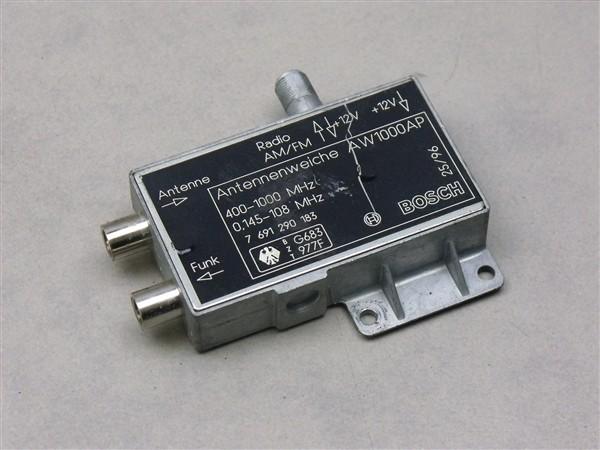 Bosch AW1000AP Antennenweiche Verstärker