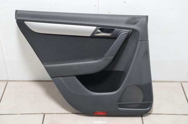 Türverkleidung Türpappe hinten links VW Passat Variant 365 Stoff 3AF867211